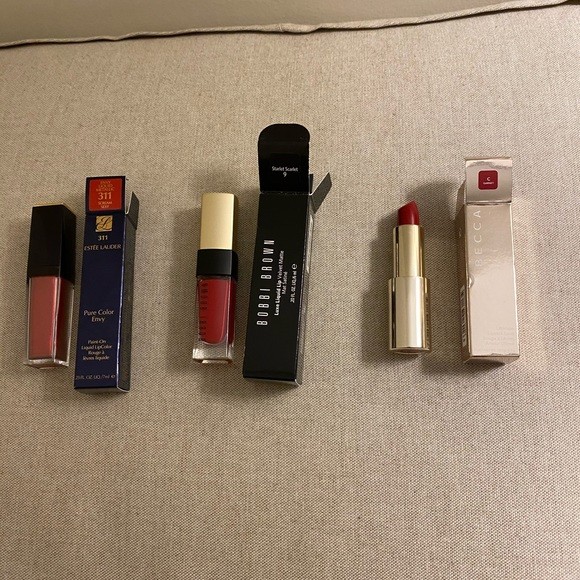 Sephora Other - NWT red lipstick bundle!